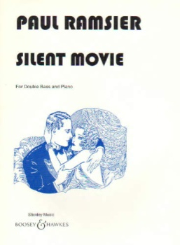 Silent Movie for Double Bass and Piano