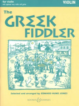 The Greek Fiddler For Violin - Violin Part Only