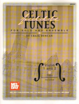 Celtic Fiddle Tunes for Solo and Ensemble, Violin 1 and 2
