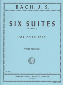 Bach - Six Suites (S. 1007-12) For Cello Solo