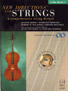New Directions for Strings, Cello Bk 1