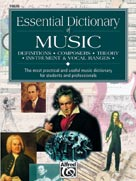 Essential Dictionary of Music, Pocket Size