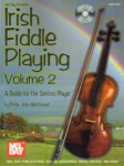 Irish Fiddle Playing, Volume 2