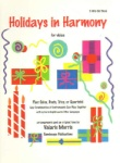 Holidays in Harmony (Alto Clef Book)