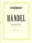 Sonatas for Violin and Basso Continuo Volume 2 (URTEX)