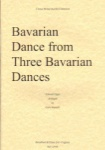 Bavarian Dance from Three Bavarian Dances, score