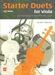 Starter Duets For Viola Position 1 (easy) Bk
