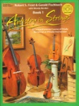 ARTISTRY IN STRINGS - STRING BASS BOOK 1MIDDLE POSITION - BOOK AND CDs