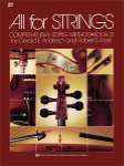 All for Strings, Book 3, Cello