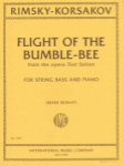 Flight of the Bumble-Bee, from the Opera Tsar Saltan, for String Bass and Piano