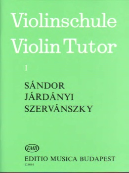Violin Tutor - Volume 1