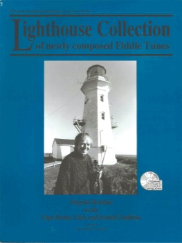 Lighthouse Collection of Newly Composed Fiddle Tunes