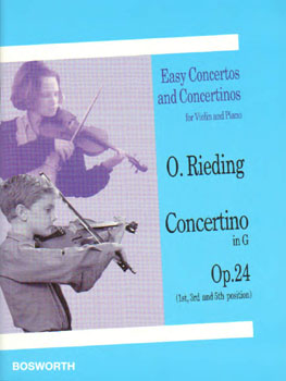 Rieding - Concerto in G, Op 24