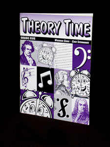 Theory Time Grade Five - Early Intermediate