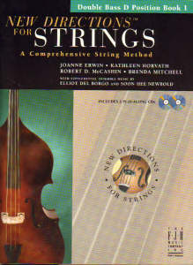 New Directions for Strings, Bass Positon D Bk 1